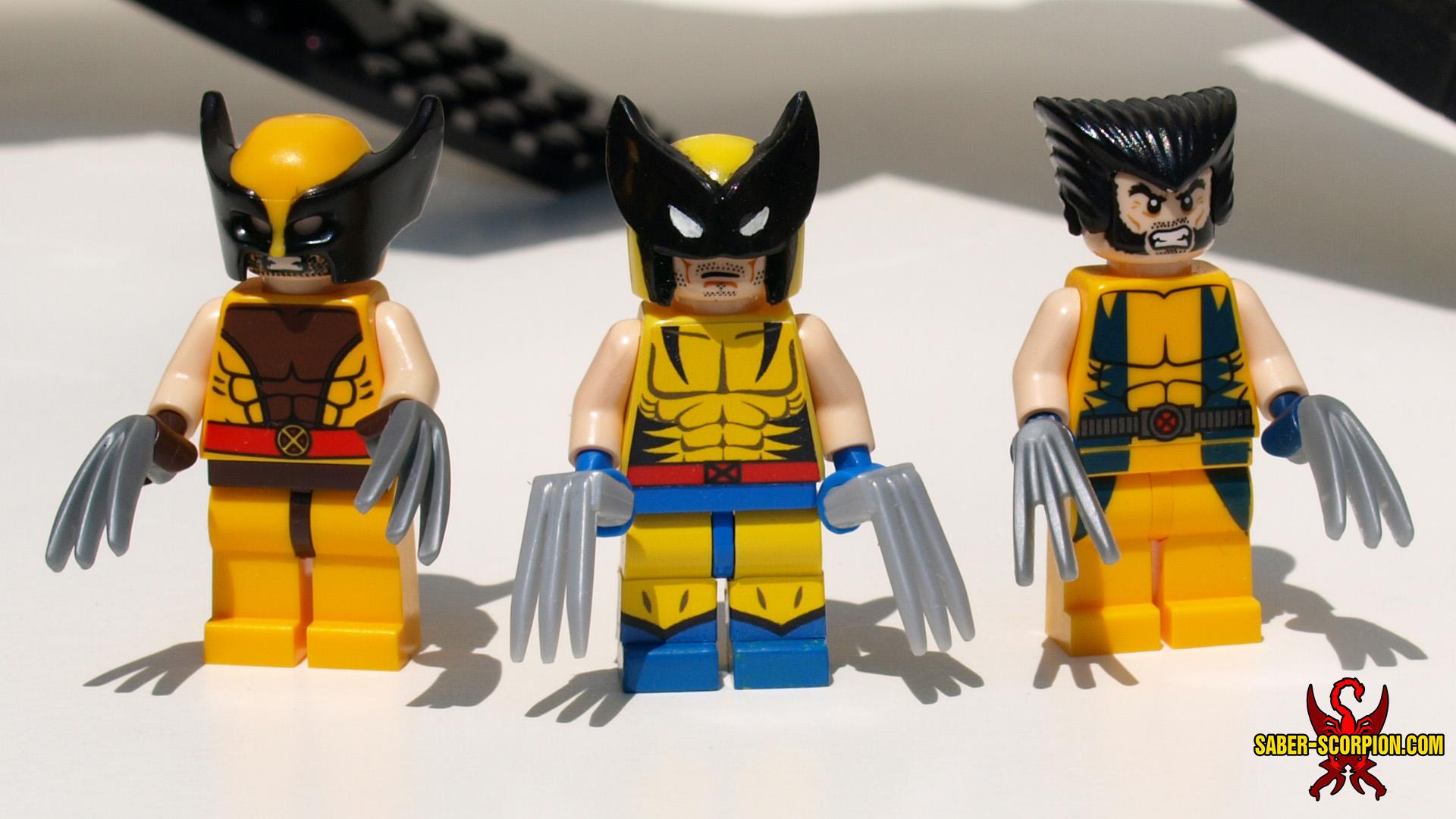 Custom LEGO MOC Gallery – Saber-Scorpion's Lair – Custom ...