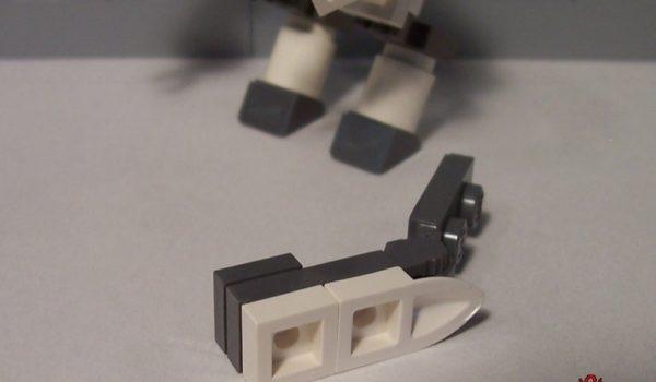 Lego Alien Covenant Instructions