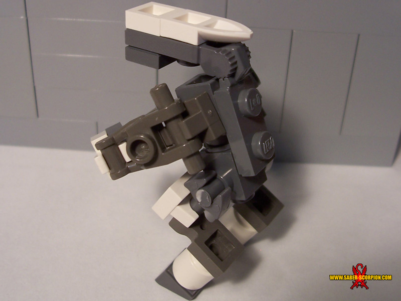 Lego Alien Covenant Instructions