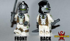Sci-Fi Watcher Minifigure