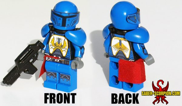 Sci-Fi Mythic Destiny Minifigure