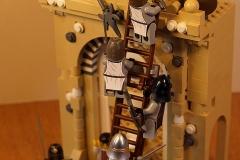 Minaret Siege Diorama