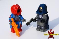 LEGO Destiny: Warlock and Hunter