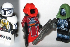 LEGO Destiny: Titan, Warlock, and Hunter
