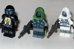LEGO Destiny: Titan and Hunters