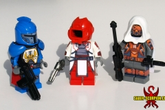 LEGO Destiny: Titan, Warlock, Hunter