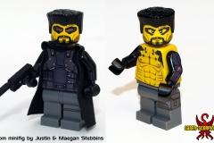 LEGO Deus Ex: Adam Jensen