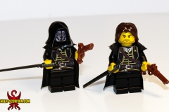 LEGO Dishonored: Corvo Attano