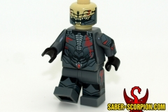 LEGO DOOM: Demon Armor