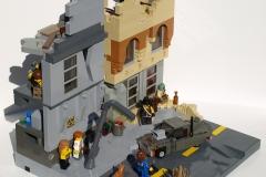 Fallout: New Vegas Street Diorama