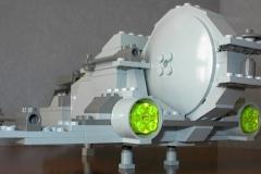 LEGO Freelancer: Rheinland Valkyrie