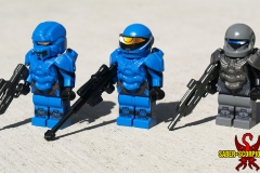 Halo 4 and 5: Guardians
