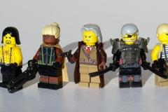 Metal Gear Solid 2 Cast