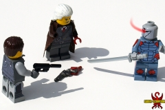 MGS1 Ninja Encounter