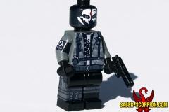 Skull Mask Soldier