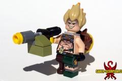 LEGO Overwatch: Junkrat