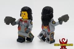 LEGO Overwatch: D.Va alternate outfit