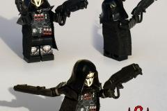 LEGO Overwatch: Reaper