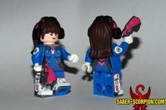 LEGO Overwatch: D.Va