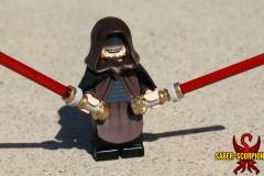 LEGO Clone Wars Darth Sidious Emperor Palpatine