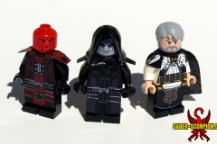 LEGO Star Wars: Forms of the Sith Emperor