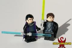 LEGO Star Wars: Exar Kun and Ulic Qel-Droma