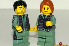 LEGO Stargate Minifigs