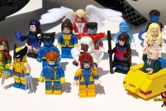 LEGO X-Men Xavier's Mutants