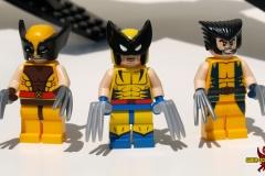 LEGO X-Men: Wolverine Comparison