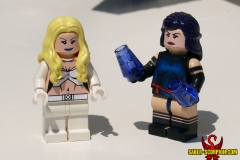 LEGO X-Men: Emma Frost and Psylocke