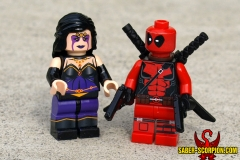 LEGO Deadpool and Shiklah