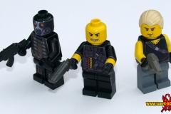 Uncharted 2 Villains