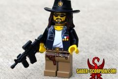 General Vargas from Wasteland 2