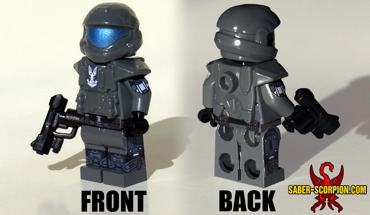 Orbital Drop Trooper Minifigure