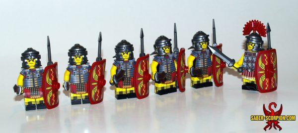 Custom LEGO Roman Legion