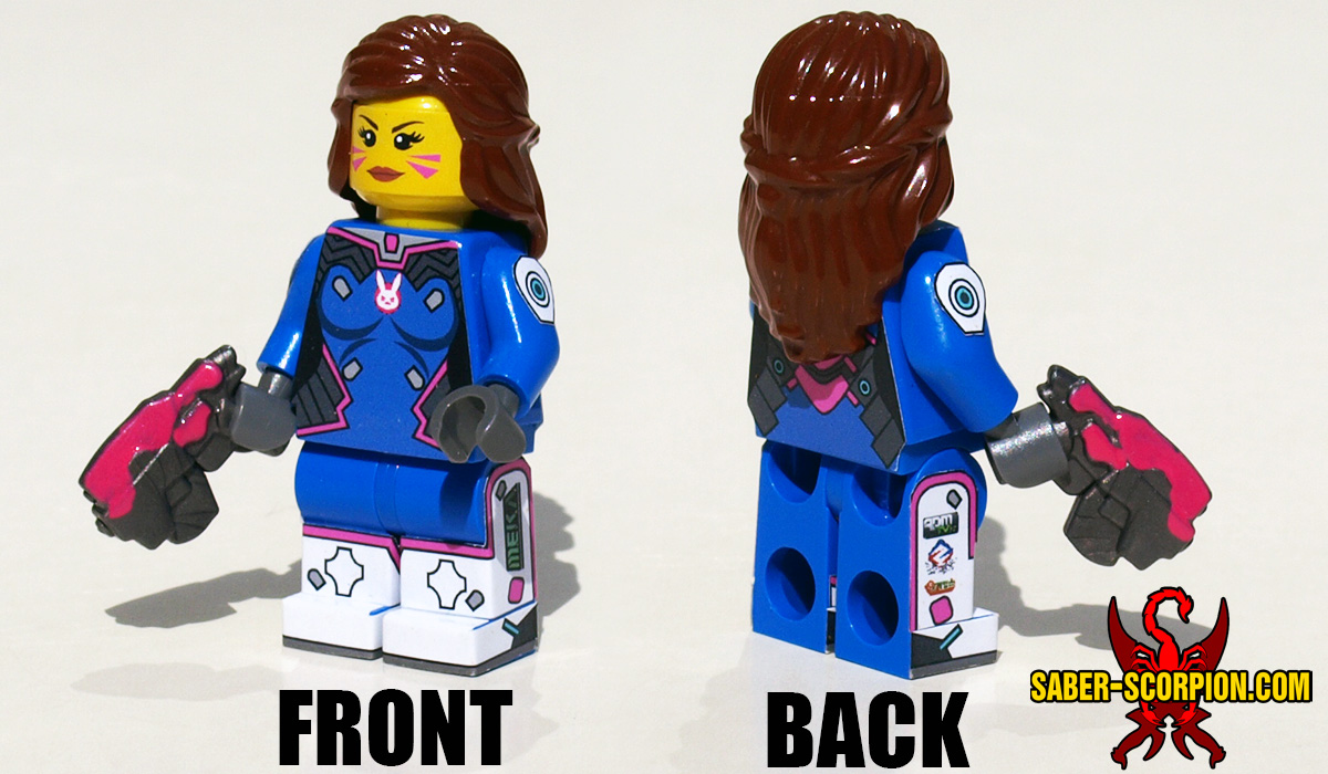 Sci-Fi Watcher Minifigure