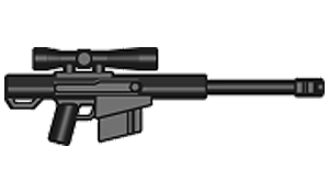 Brickarms High Caliber Sniper Rifle HCSR