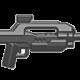 Brickarms XBR4 Battle Rifle