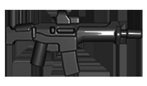BrickWarriors Adaptive Warrior Rifle