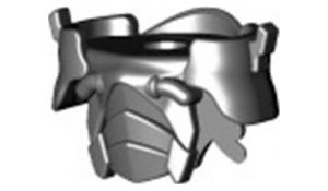 BrickWarriors Android Armor