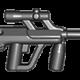 BrickWarriors Austrian Bullpup Rifle