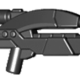BrickWarriors Vengeance Assault Rifle