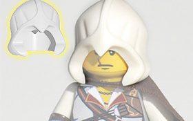 BrickWarriors Assassin Rogue Hood