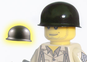 Brickarms M1 Steel Pot Helmet