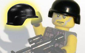 Brickarms Modern Combat Helmet MCH