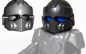 BrickWarriors Resistance Trooper Helmet