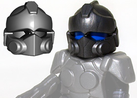 BrickWarriors Resistance Trooper Helmet