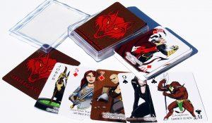 Wulfgard Playing Card Deck