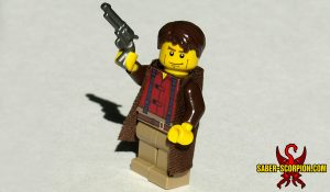 Custom LEGO Minifigures: Space Cowboys