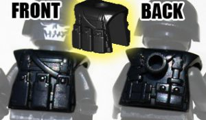 BrickWarriors Military Vest